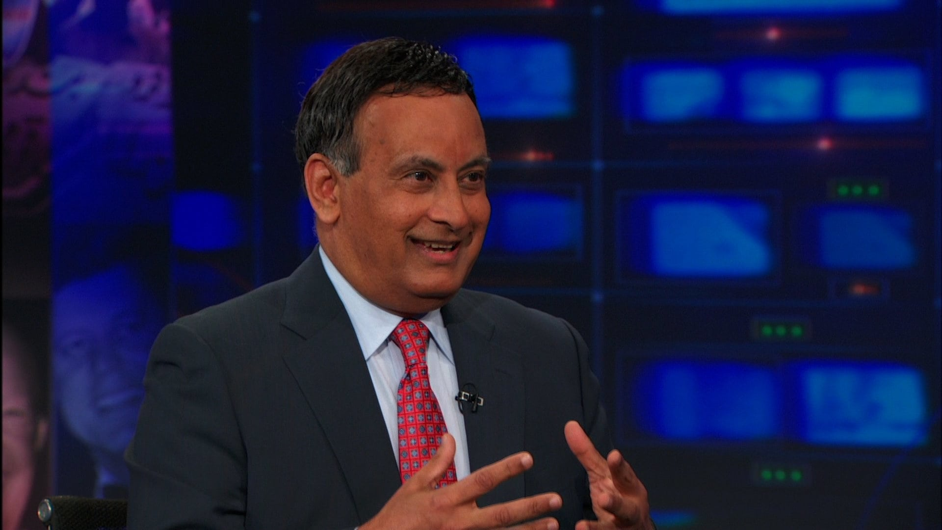 The Daily Show with Trevor Noah Season 19 :Episode 33  Husain Haqqani