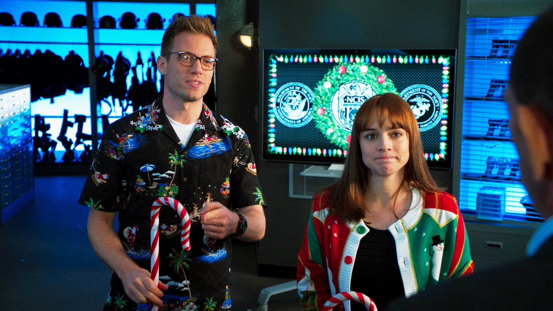 NCIS: Los Angeles Season 7 :Episode 11  Cancel Christmas