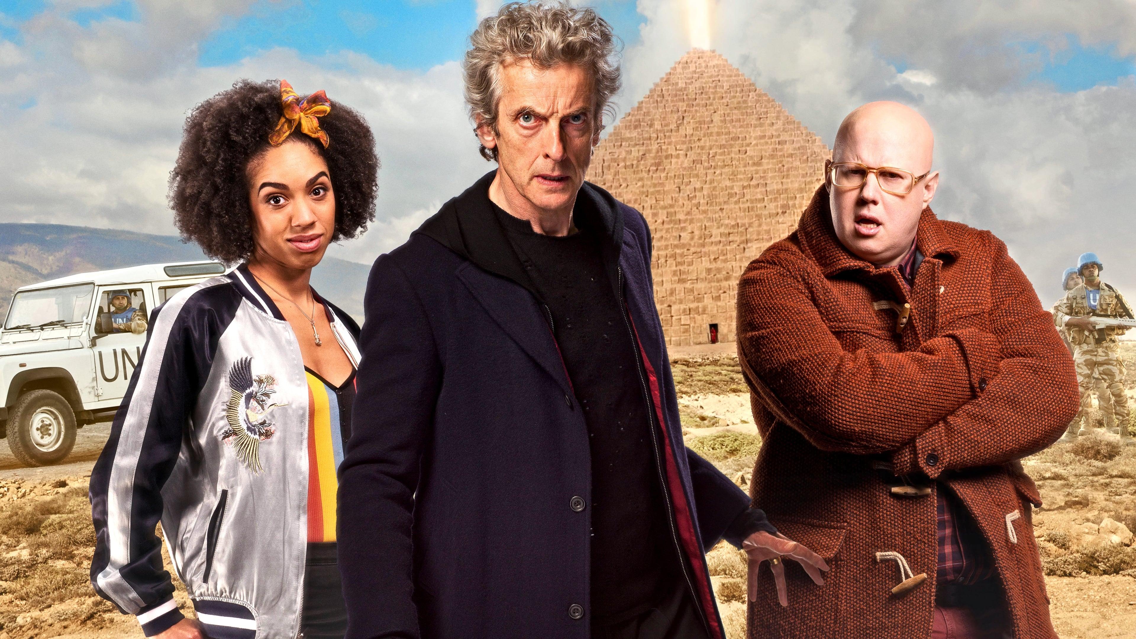 Doctor Who Season 10 :Episode 7  Die Pyramide am Ende der Welt