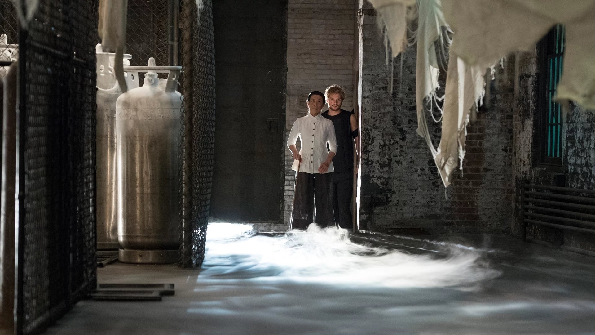 Marvel's Iron Fist Season 1 :Episode 6  Immortal Emerges from Cave