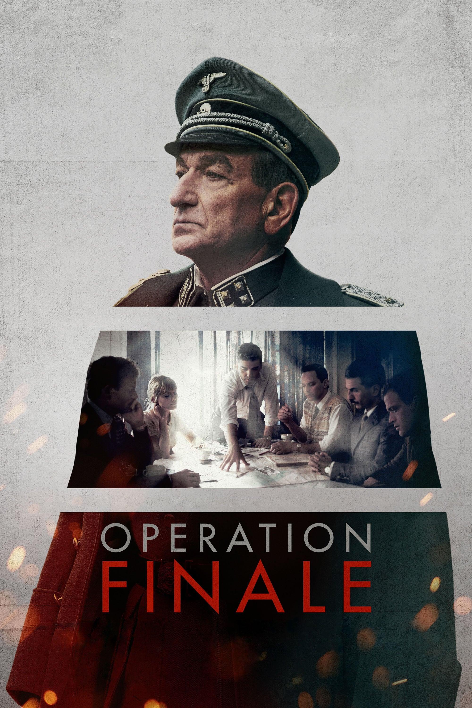 Póster Operation Finale
