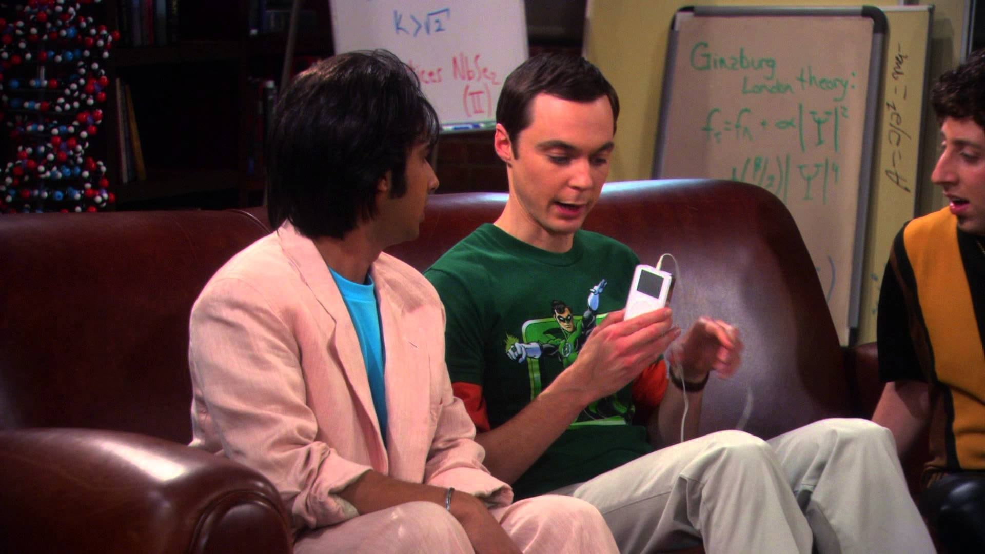 The Big Bang Theory - Season 3 Episode 22 : The Staircase Implementation