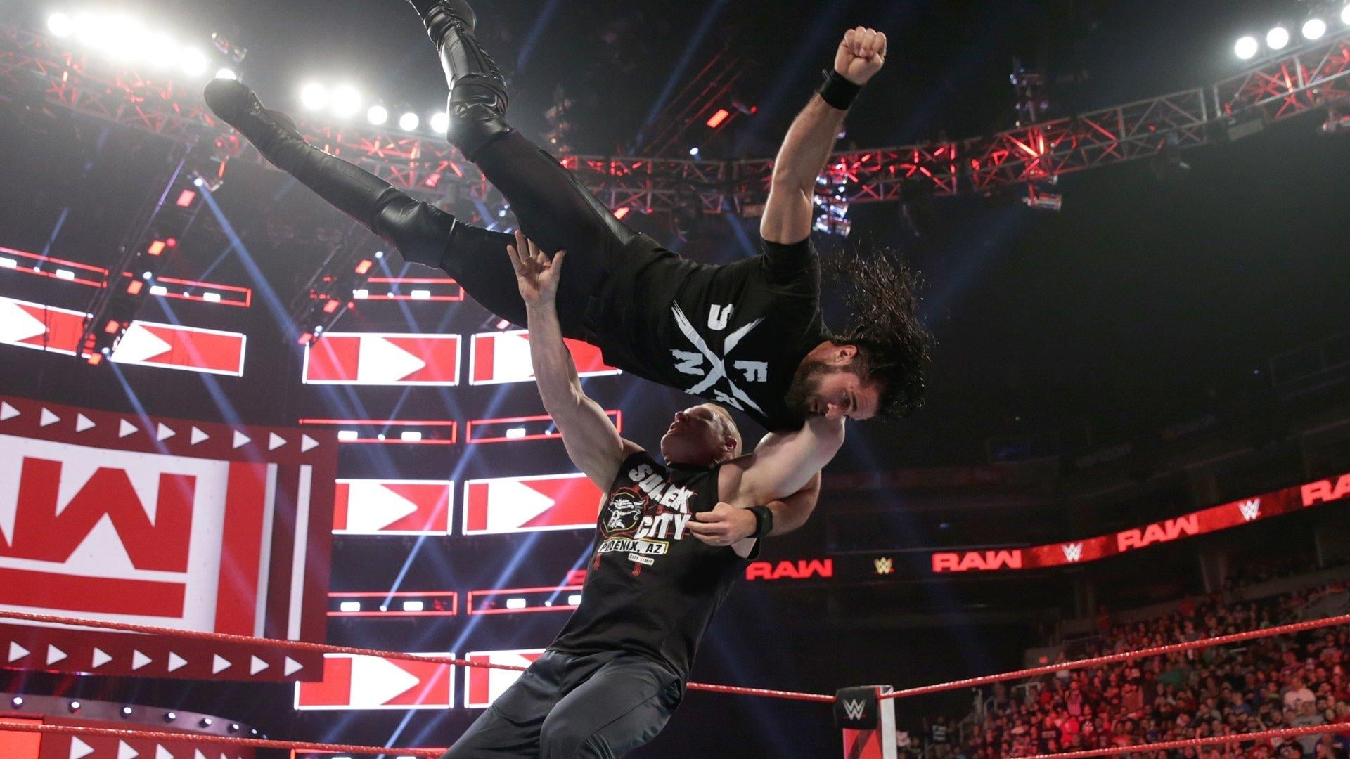 WWE Raw Season 27 :Episode 4  January 28, 2019 (Phoenix, AZ)