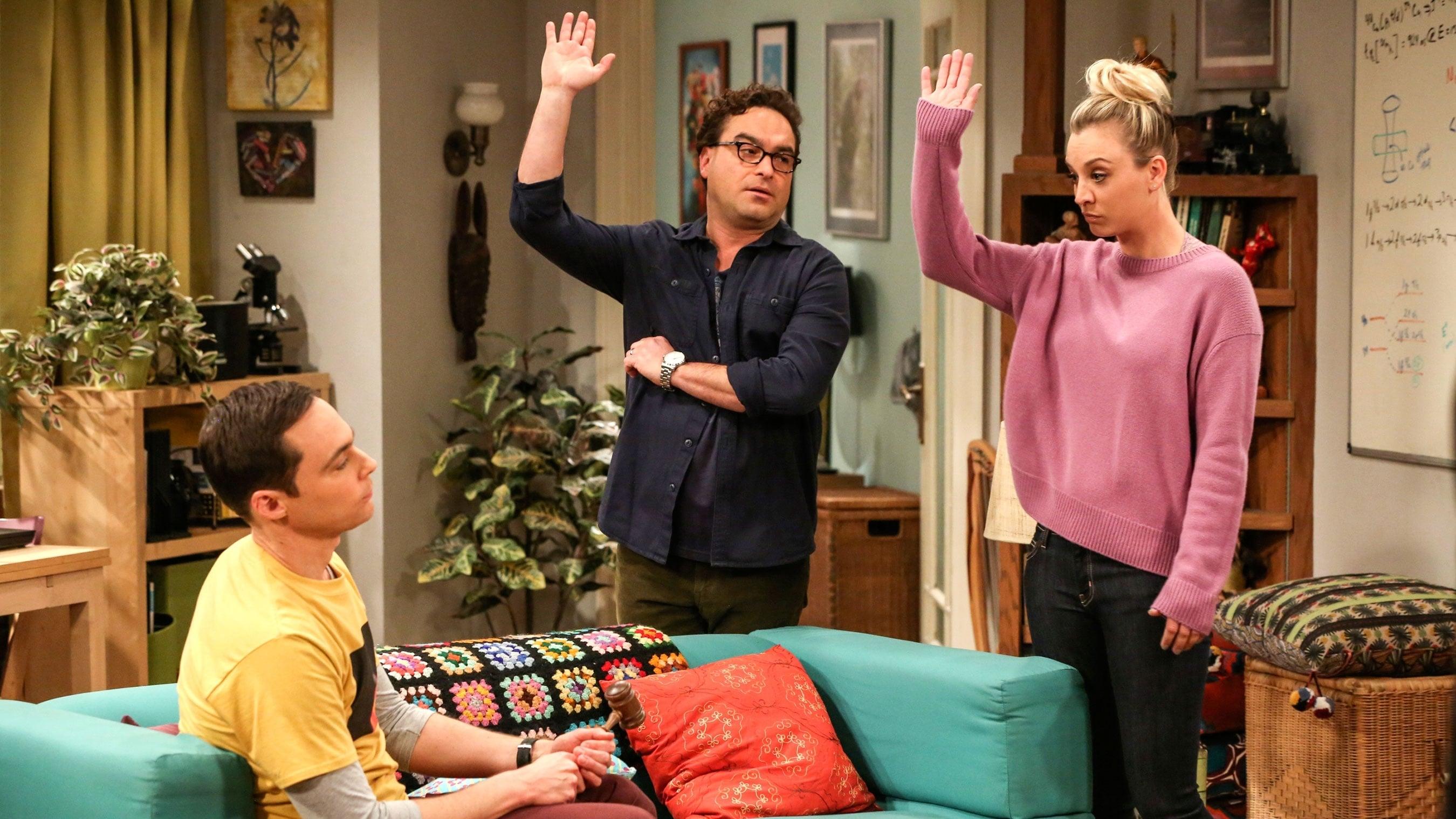 The Big Bang Theory Season 11 : The Tenant Disassociation