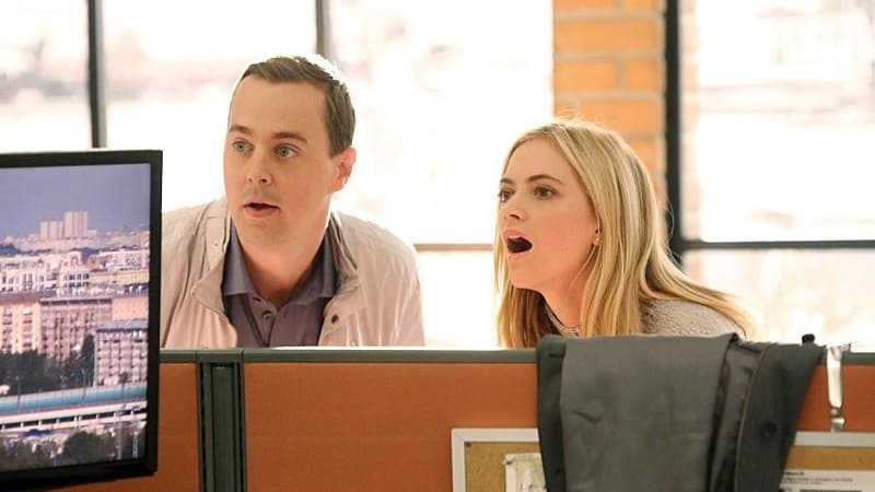 NCIS Season 12 :Episode 12  The Enemy Within
