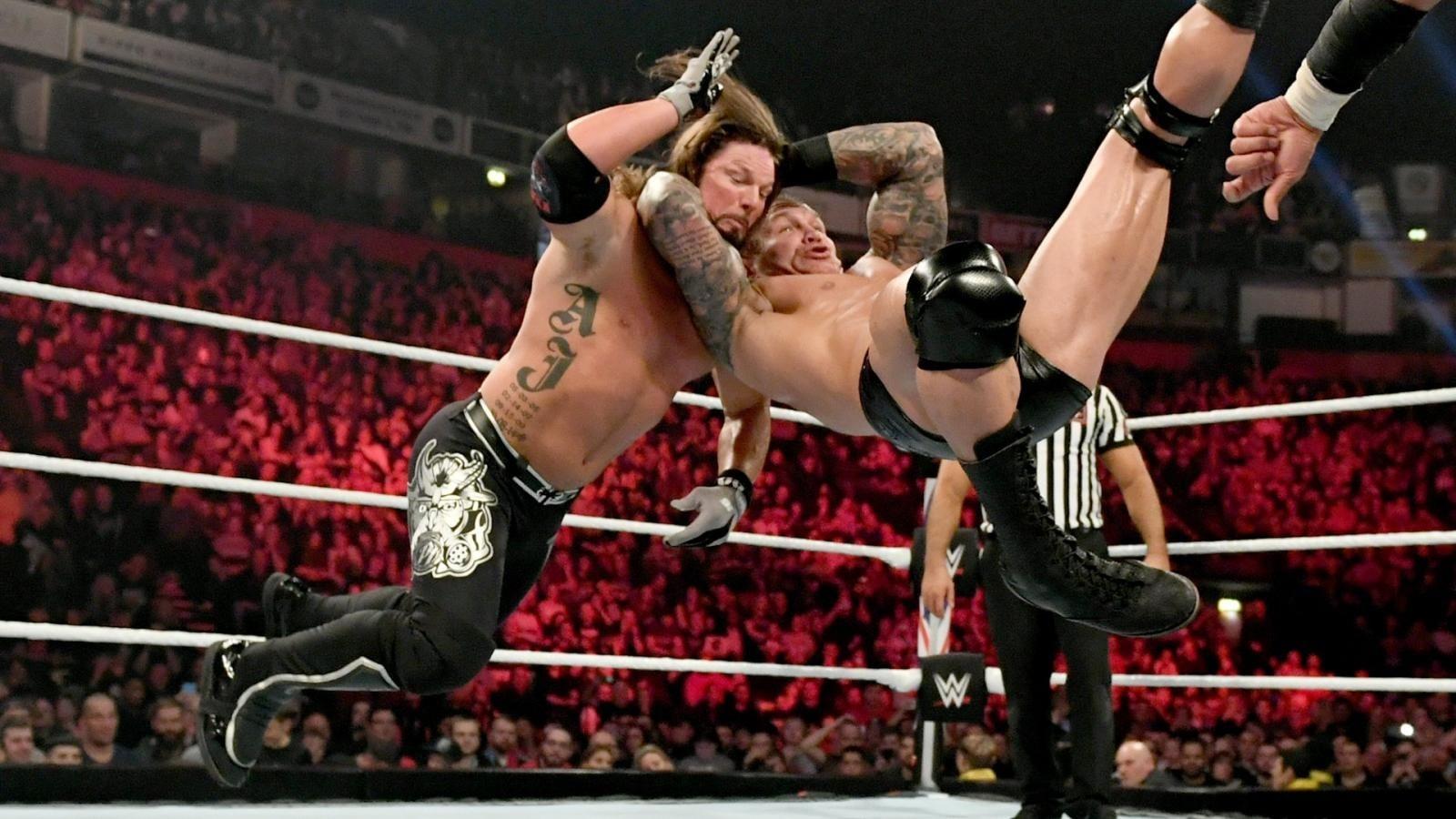 WWE Raw Season 27 :Episode 45  November 11, 2019 (Manchester, UK)