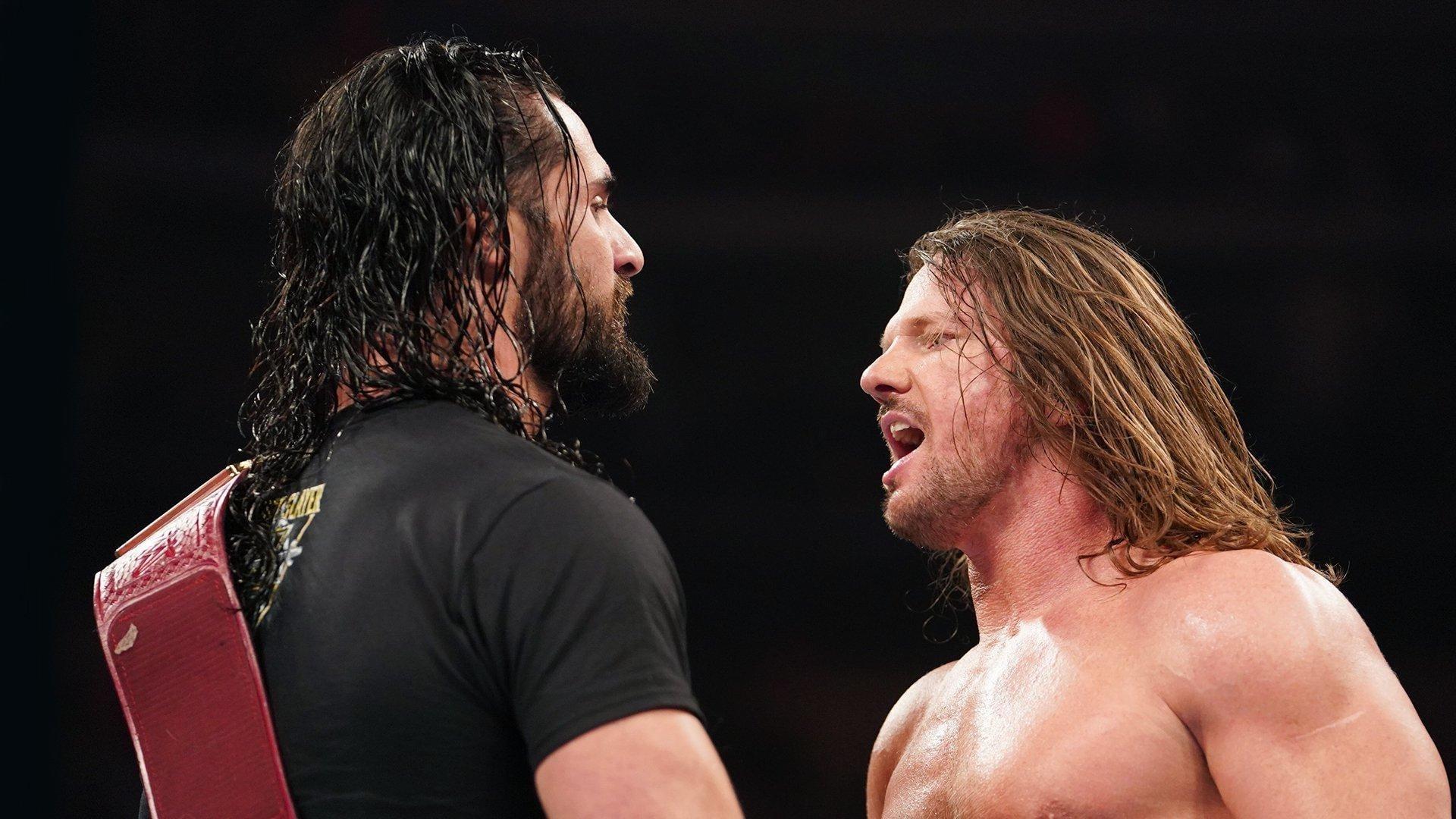 WWE Raw Season 27 :Episode 16  April 22, 2019 (Des Moines, IA)