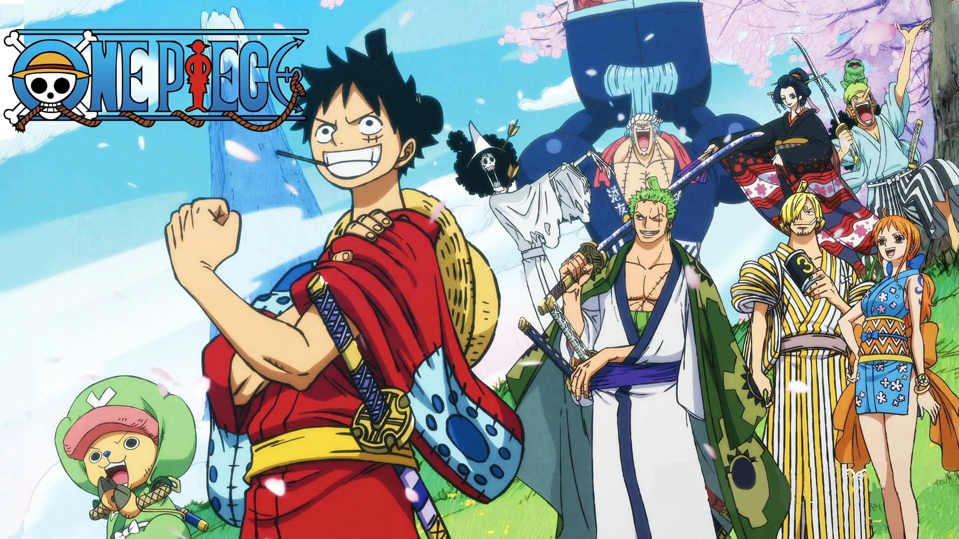 One Piece - Whole Cake Island Arc