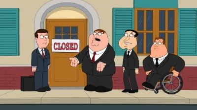 Family Guy: Temporada 11, Capitulo 19