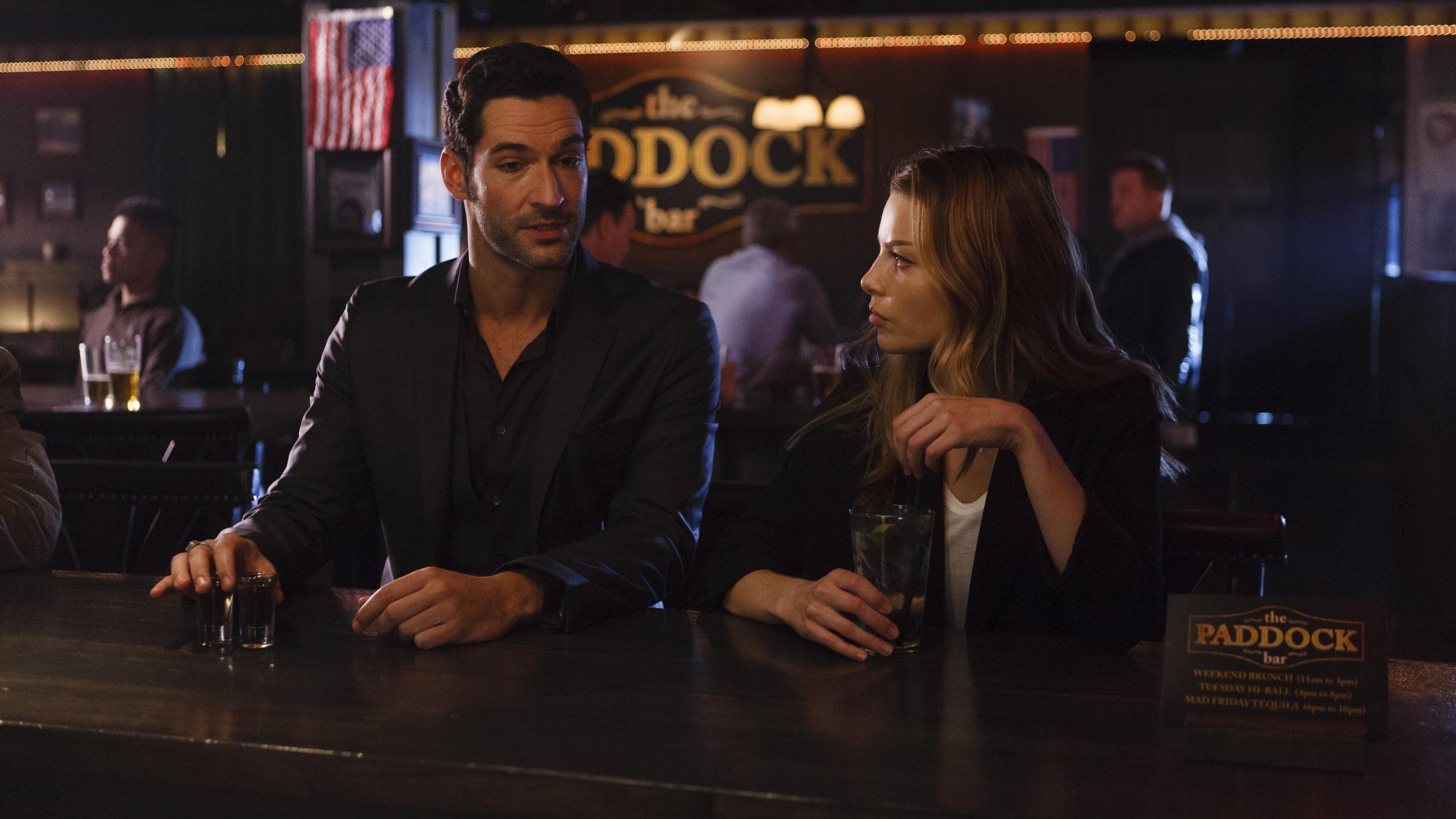 Lucifer Season 1 :Episode 5  Sweet Kicks