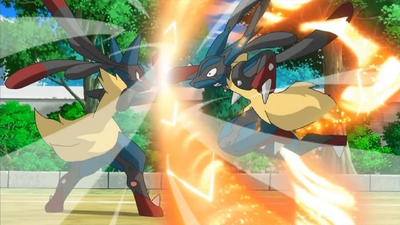 Pokémon Season 17 :Episode 32  Calling from Beyond the Aura!