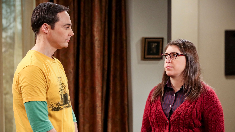 The Big Bang Theory Season 12 :Episode 5  The Planetarium Collision