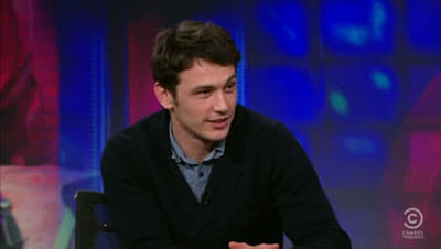 The Daily Show with Trevor Noah Season 16 :Episode 14  James Franco