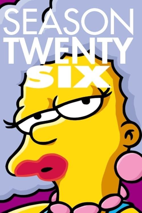 Die Simpsons Season 26