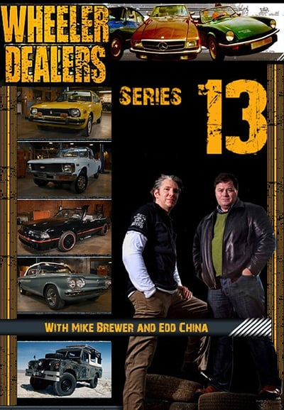 Wheeler Dealers Season 13