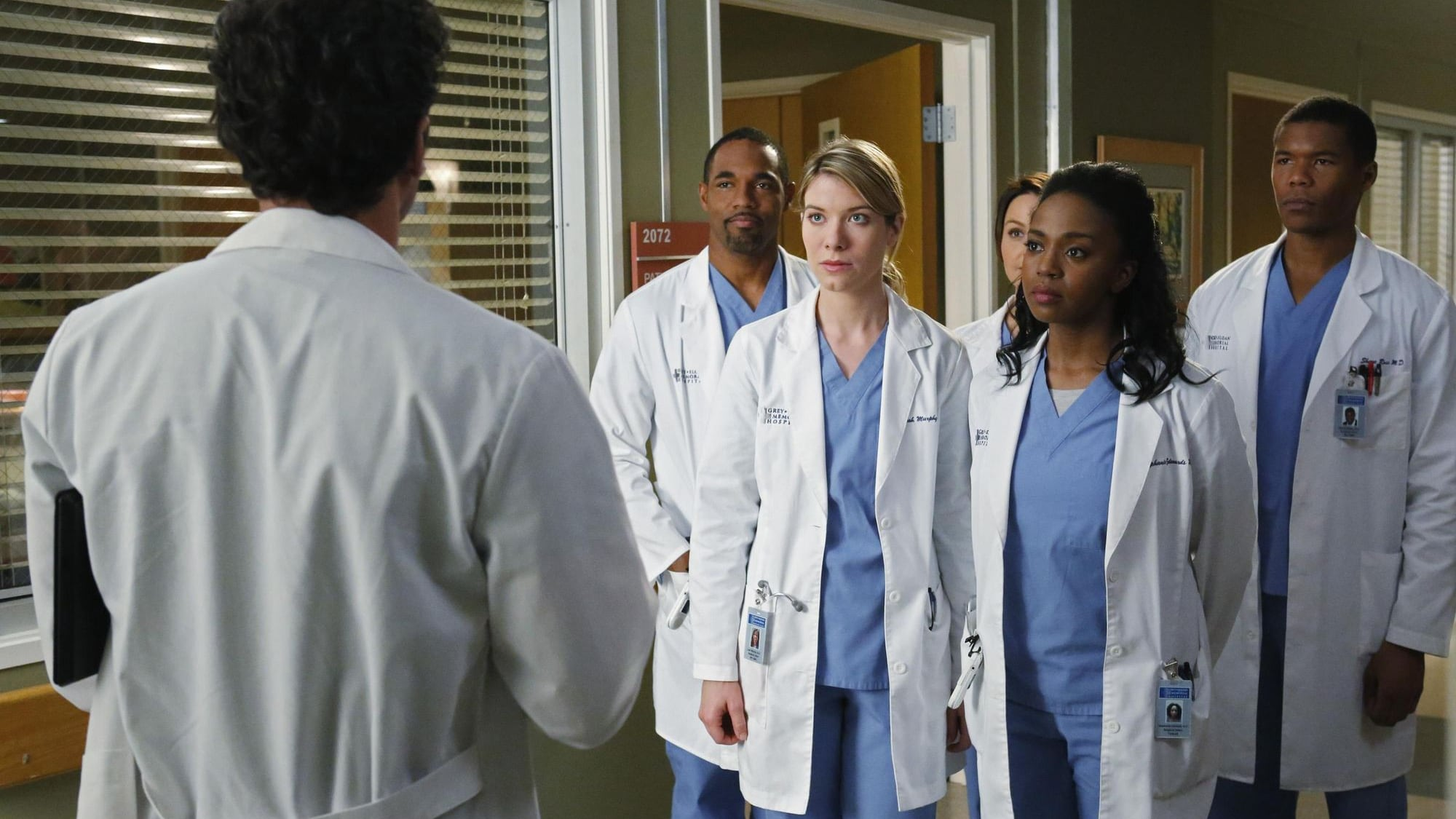 Grey's Anatomy Season 10 :Episode 20  Soloauftritt