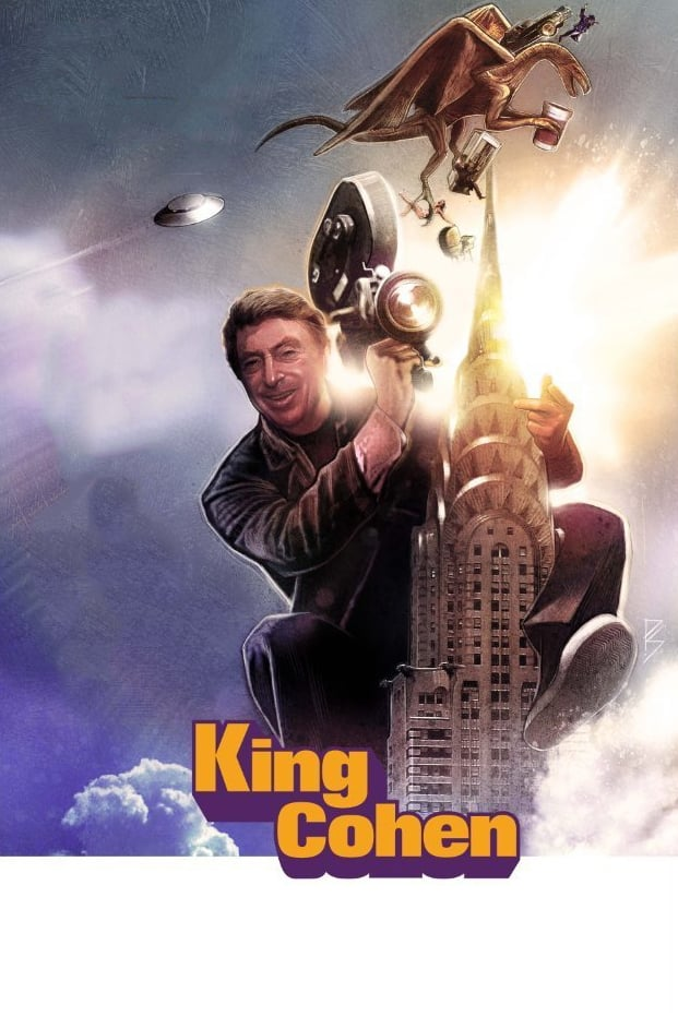 image for King Cohen: The Wild World of Filmmaker Larry Cohen