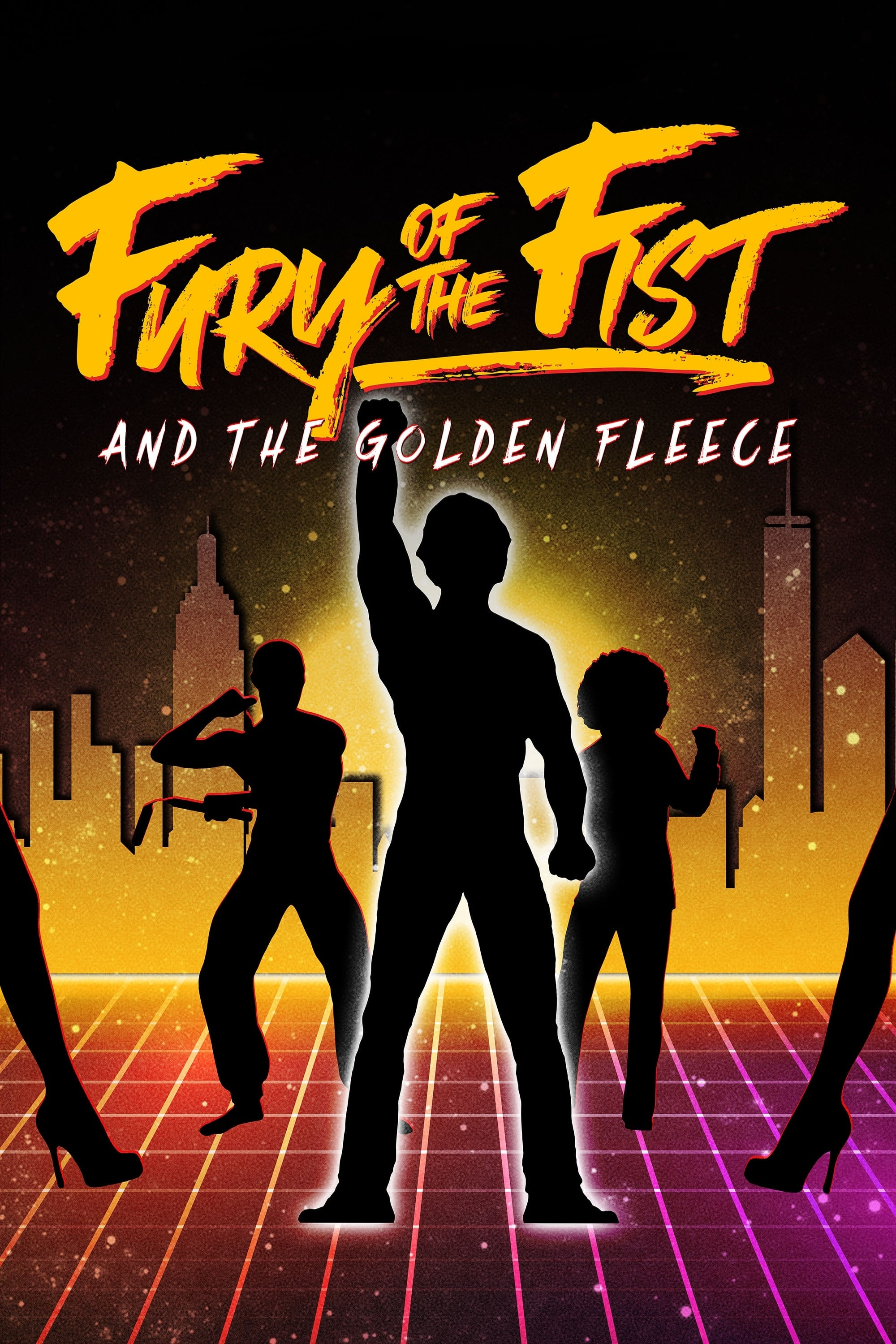 image for Fury of the Fist and the Golden Fleece