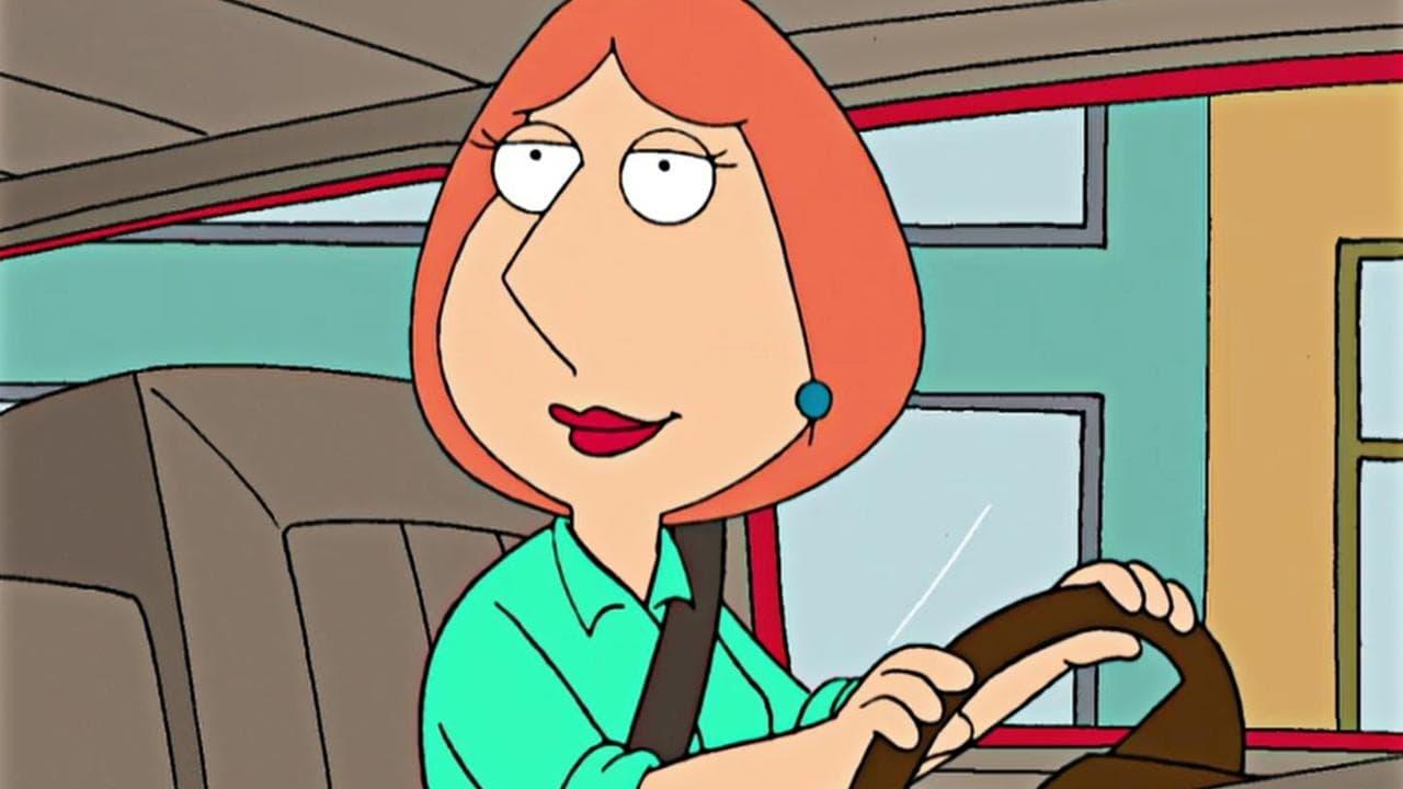 Family Guy - Season 3 Episode 8 : The Kiss Seen Around the World