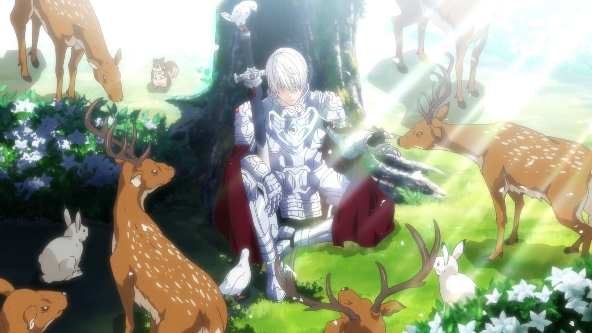 Food Wars! Season 3 :Episode 11  Der Weiße Ritter der Tafel