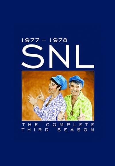 Saturday Night Live Season 3