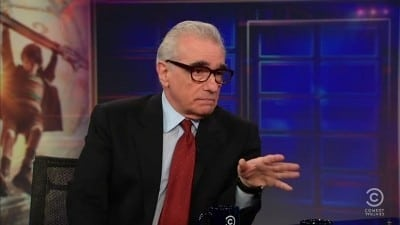 The Daily Show with Trevor Noah Season 17 :Episode 24  Martin Scorsese