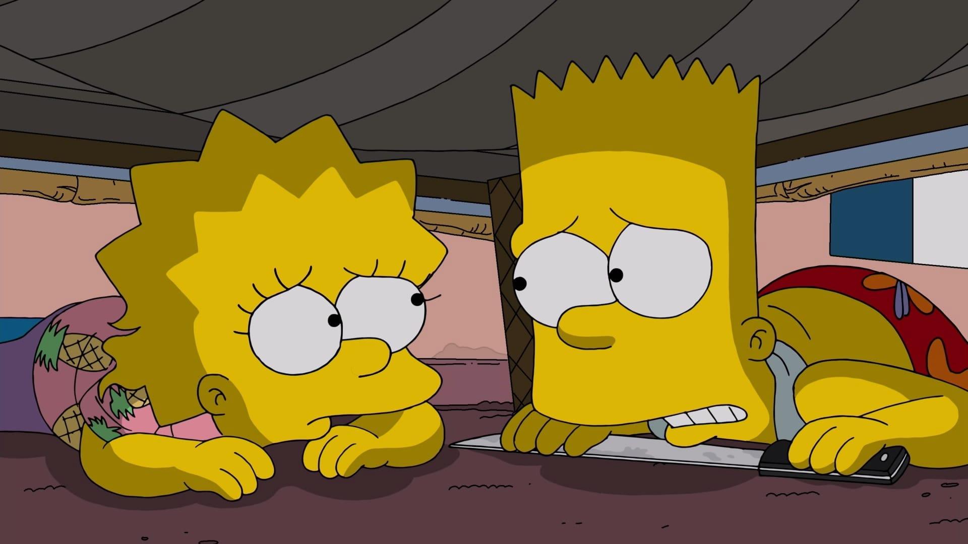 The Simpsons - Season 31 Episode 7 : Livin La Pura Vida