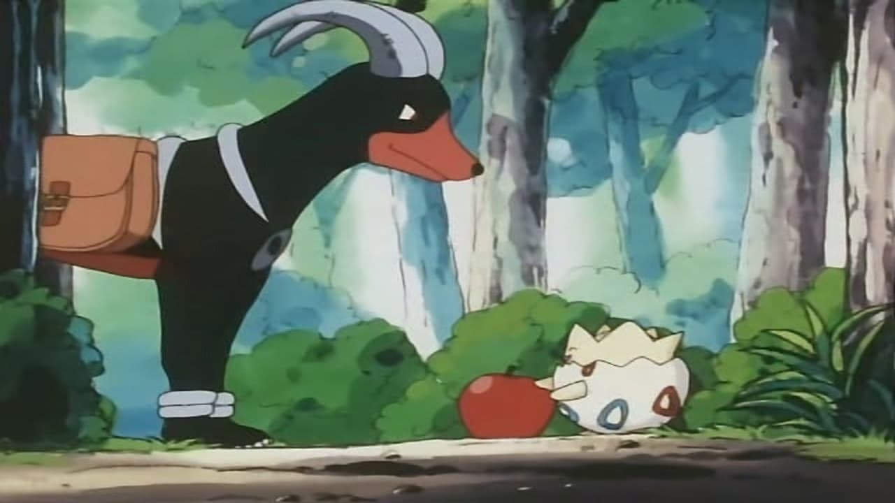 Pokémon Season 4 :Episode 23  Houndoom's Special Delivery