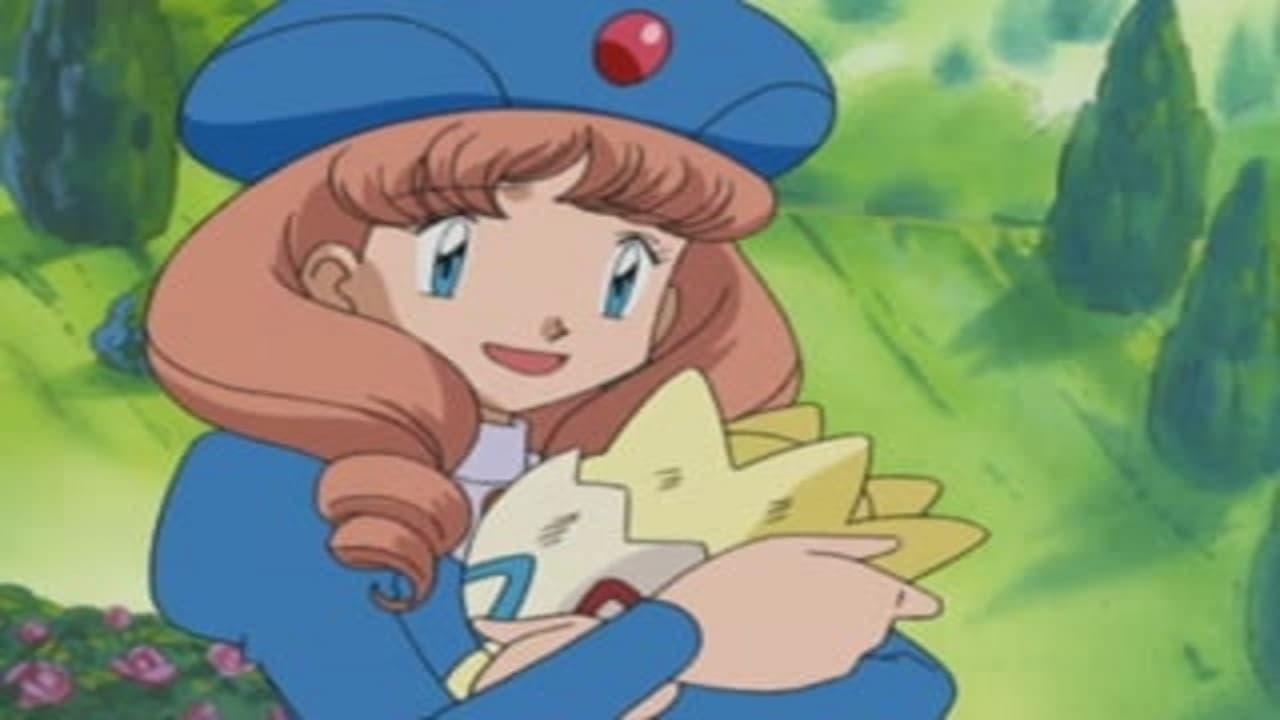 Pokémon Season 7 :Episode 4  The Princess and the Togepi