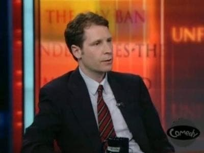 The Daily Show with Trevor Noah Season 14 :Episode 33  Nathaniel Frank