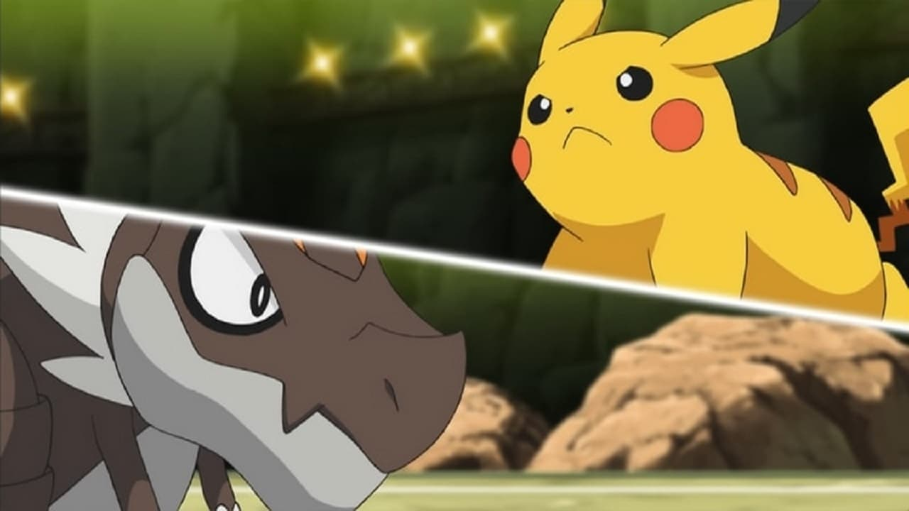 Pokémon Season 17 :Episode 25  A Battle by Any Other Name!