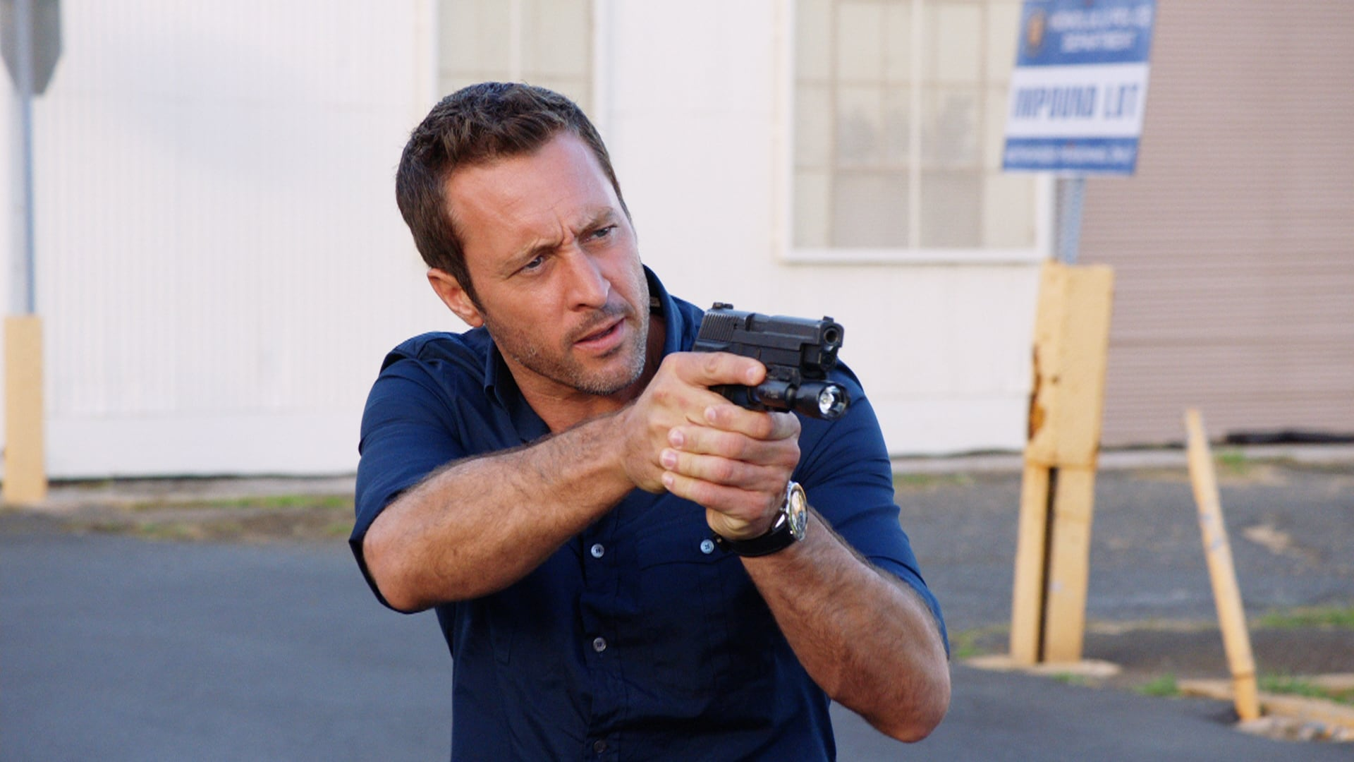 Hawaii Five-0 - Season 7 Episode 9 : elua La Ma Nowemapa (Two Days in November)