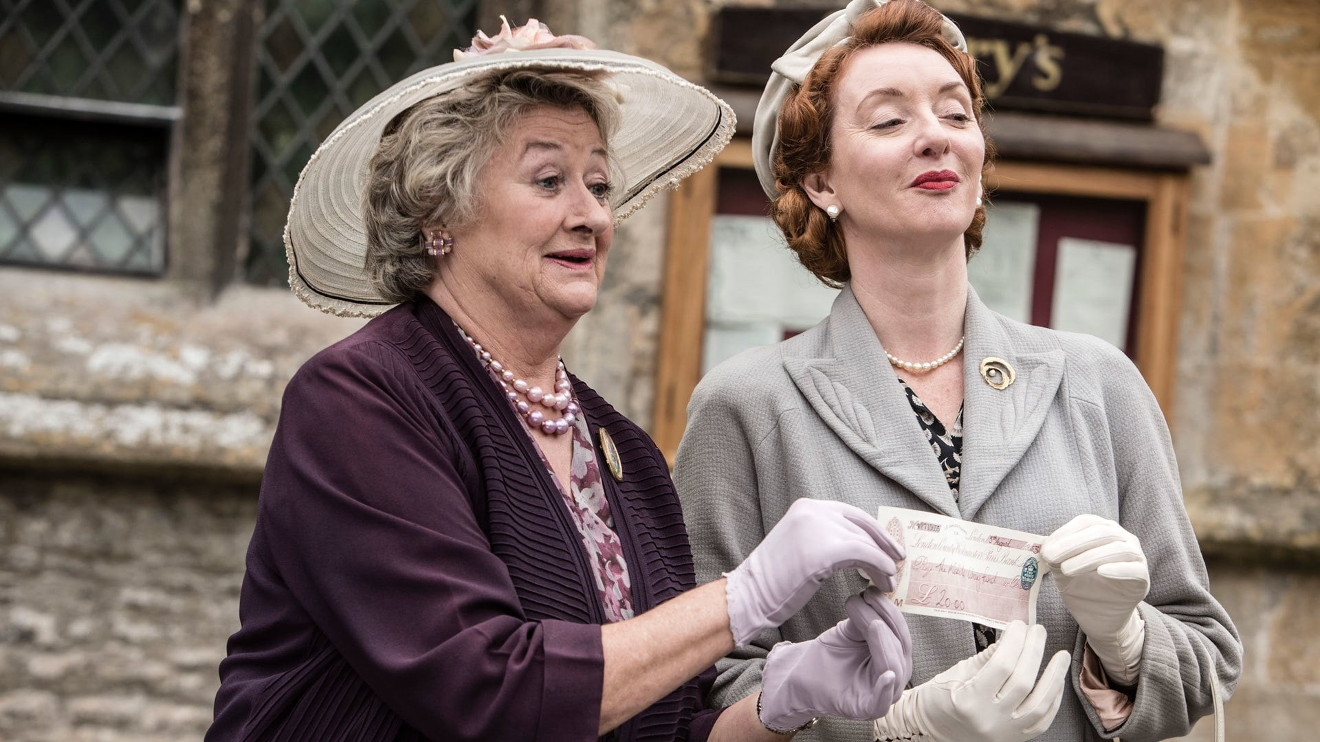 Father Brown Season 5 :Episode 9  The Lepidopterist's Companion