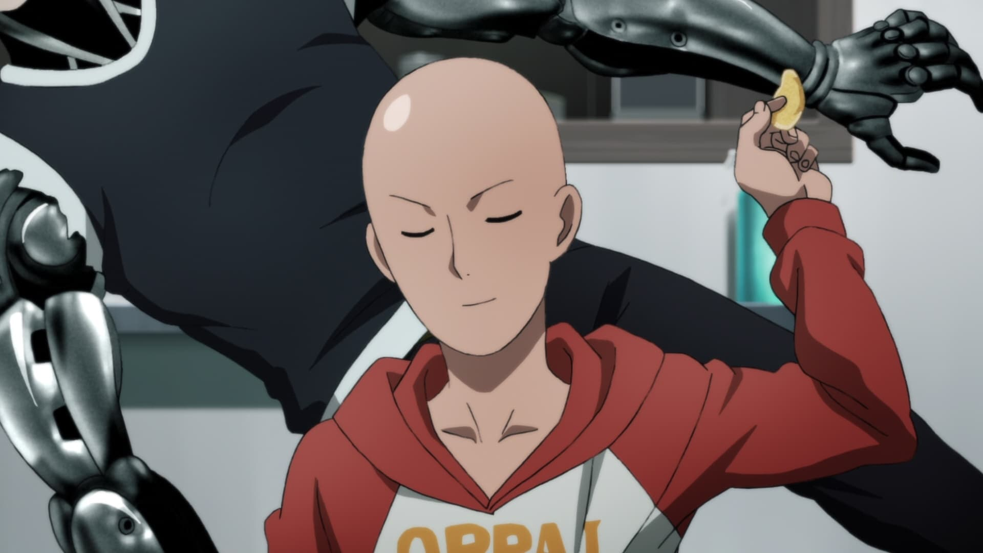 One-Punch Man Season 0 :Episode 11  Genos and Amnesia