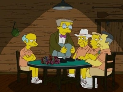 The Simpsons Season 20 :Episode 8  The Burns and the Bees