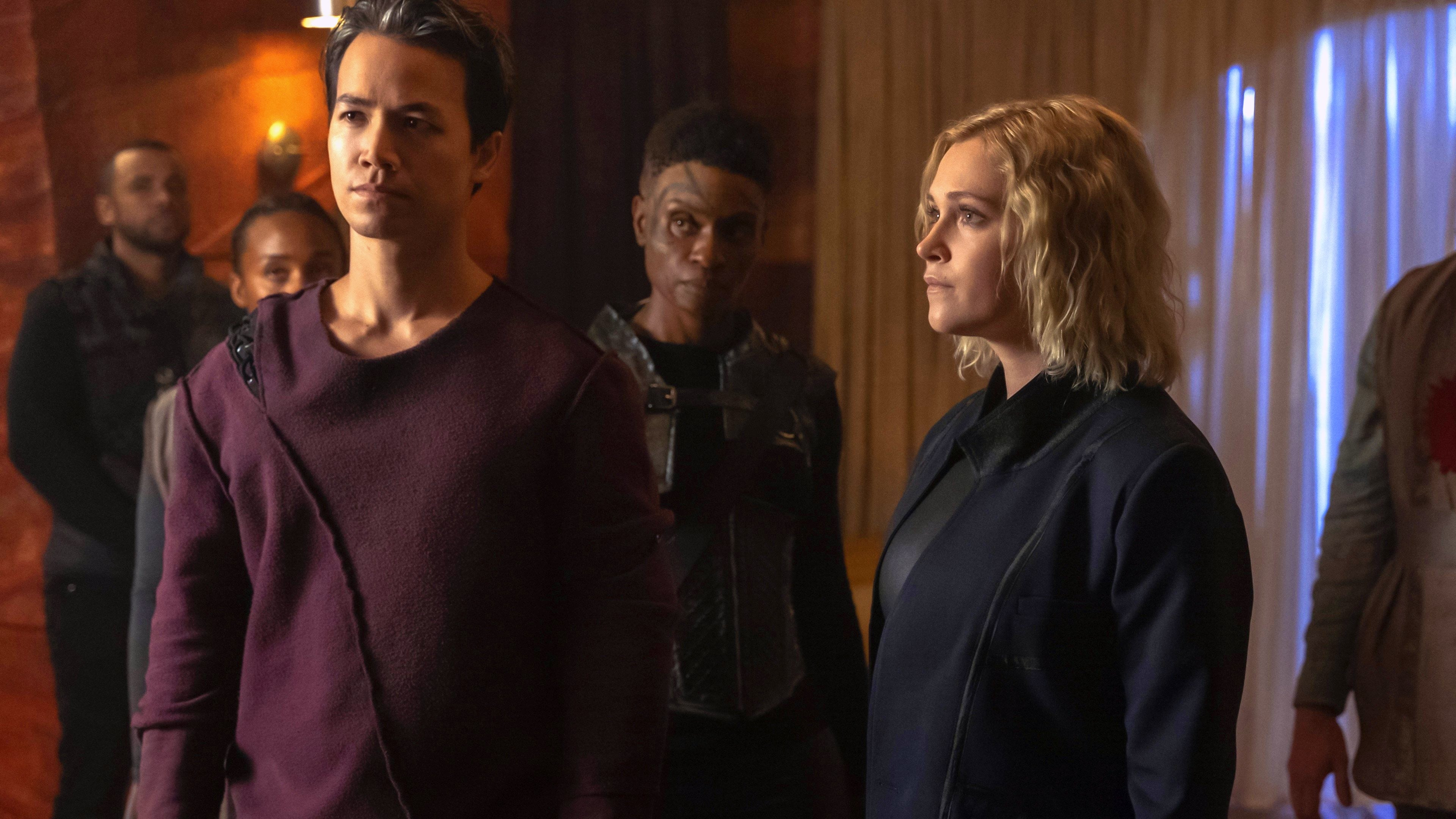 The 100 - Season 7 Episode 1 : From the Ashes