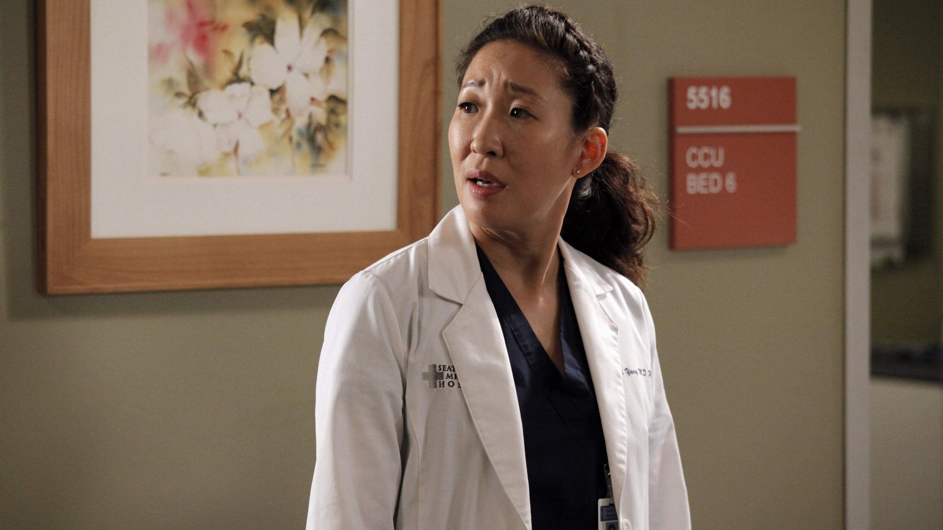 Grey's Anatomy Season 9 :Episode 7  I Was Made for Lovin' You