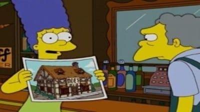 Die Simpsons Season 16 :Episode 7  Moes Taverne