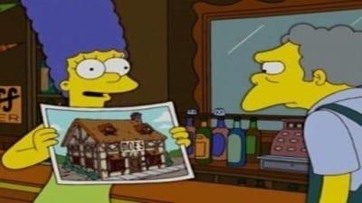 The Simpsons - Season 16 Episode 7 : Mommie Beerest