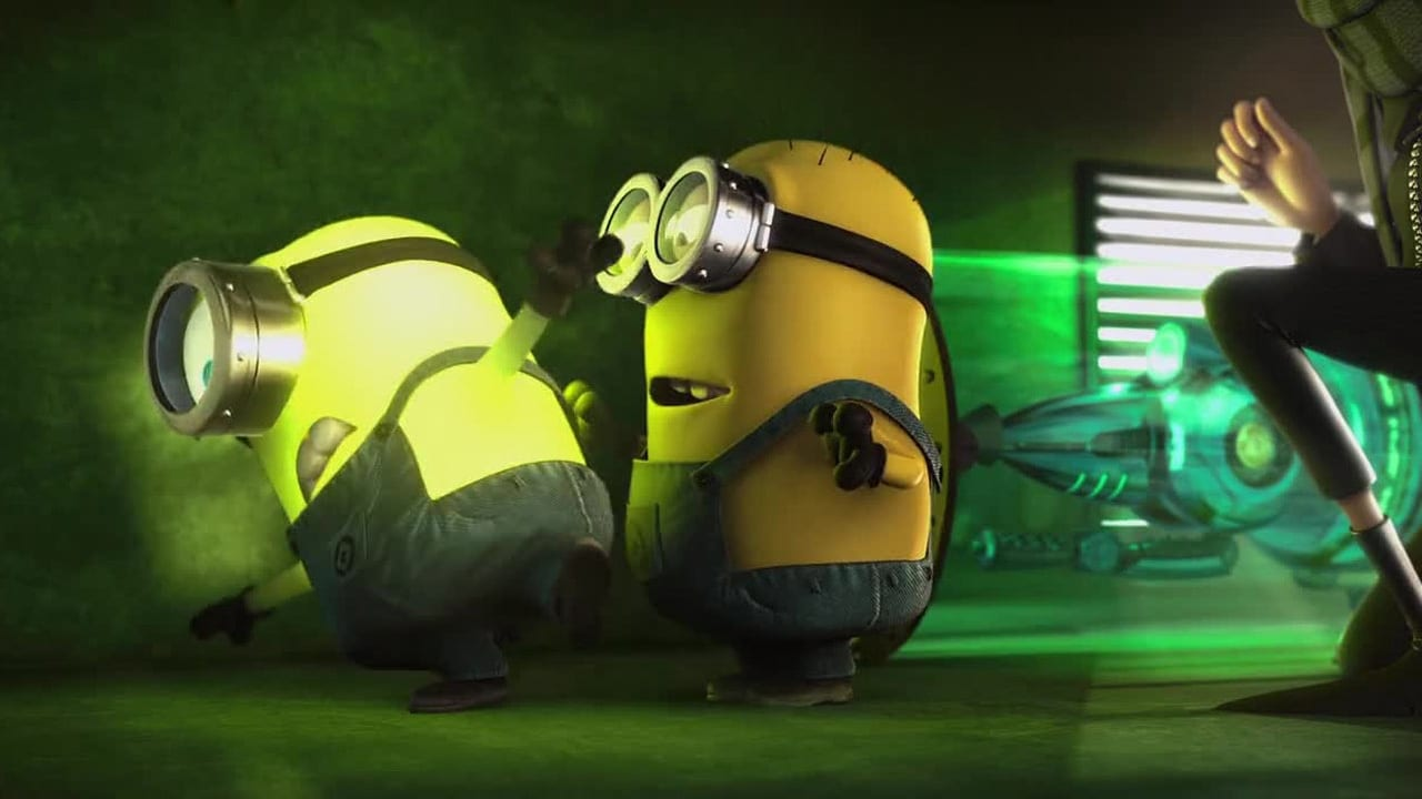 Click to download the Despicable Me HD wallpaper.