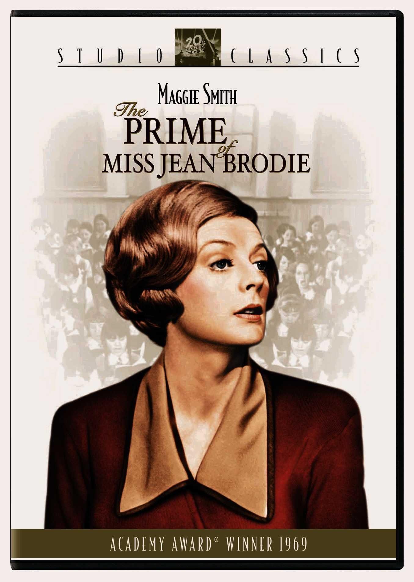 Póster Los mejores años de Miss Brodie