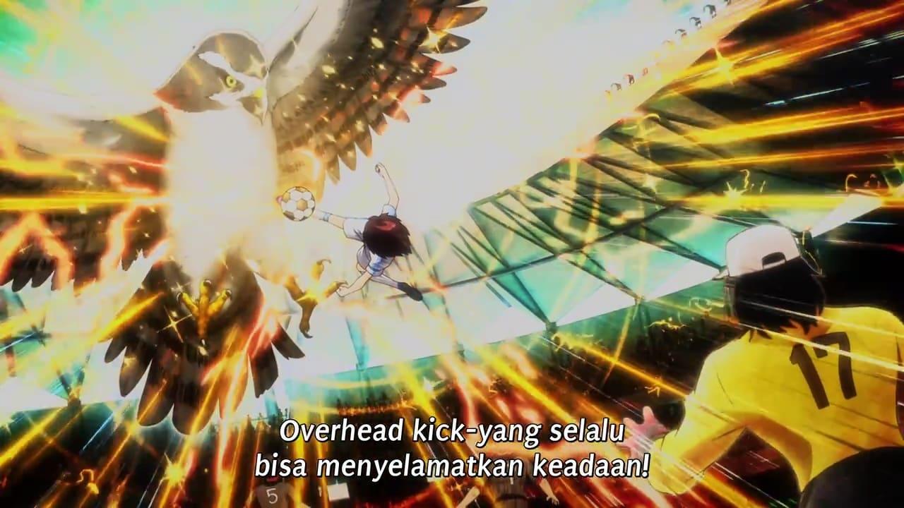 Captain Tsubasa • S01E25