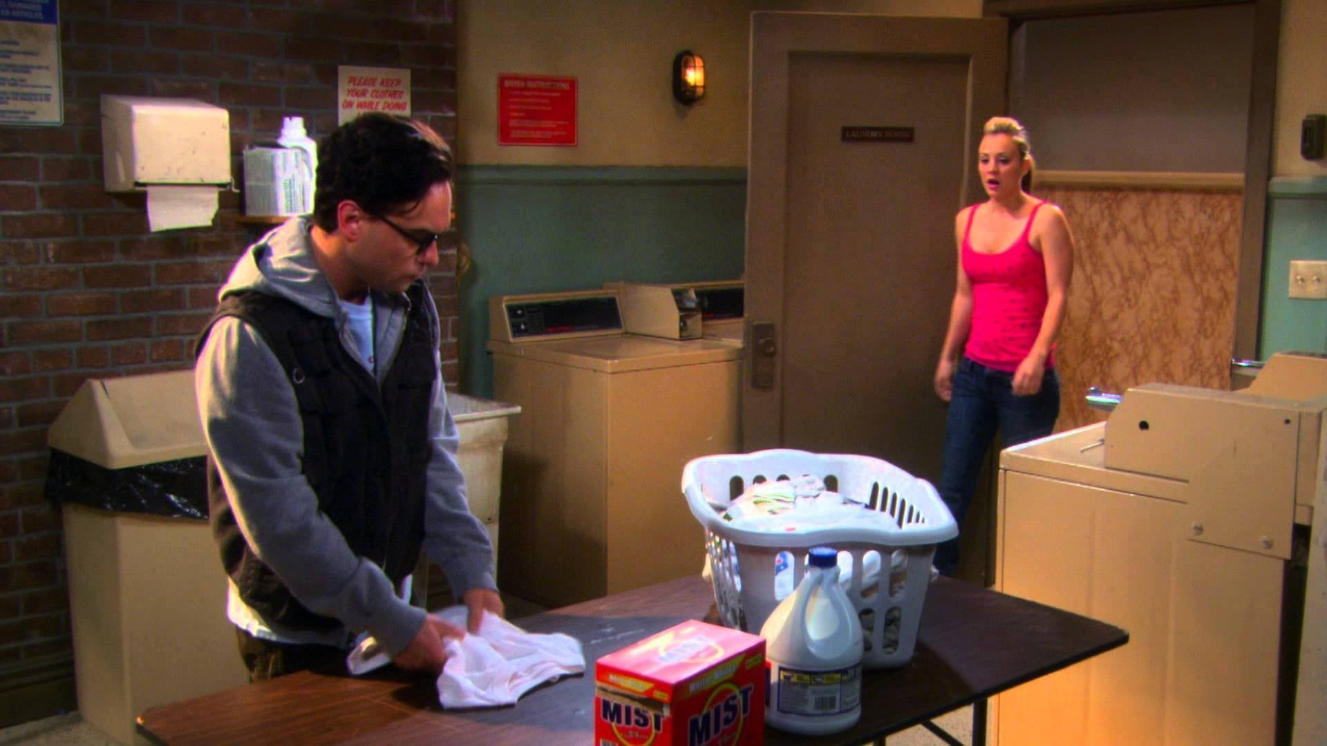 The Big Bang Theory - Season 3 Episode 19 : The Wheaton Recurrence