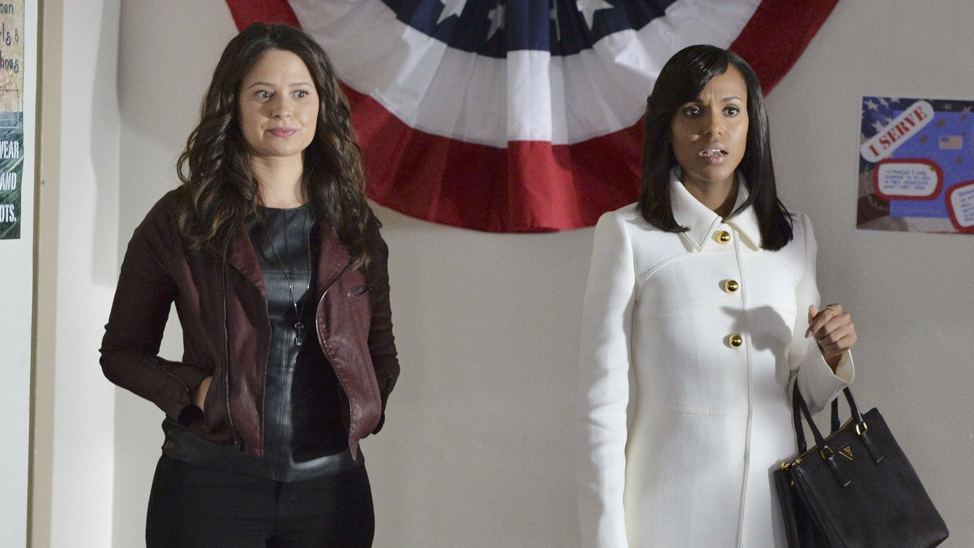 Scandal Season 4 :Episode 7  Baby Made a Mess