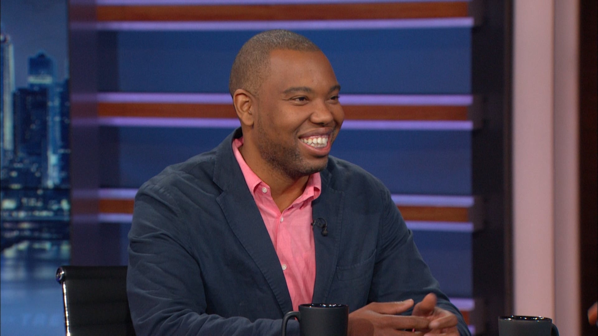 The Daily Show with Trevor Noah Season 21 :Episode 9  Ta-Nehisi Coates