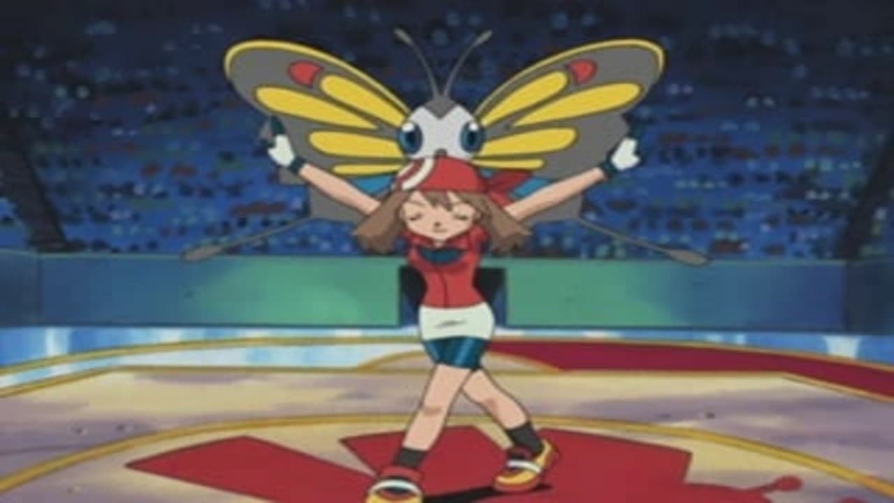 Pokémon Season 6 :Episode 35  Win, Lose or Drew!