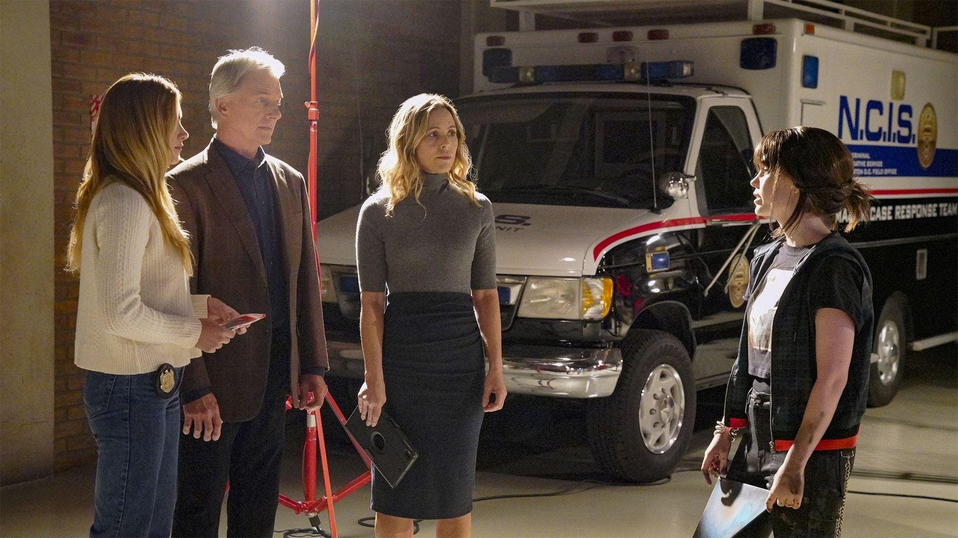 NCIS Season 16 :Episode 7  A Thousand Words