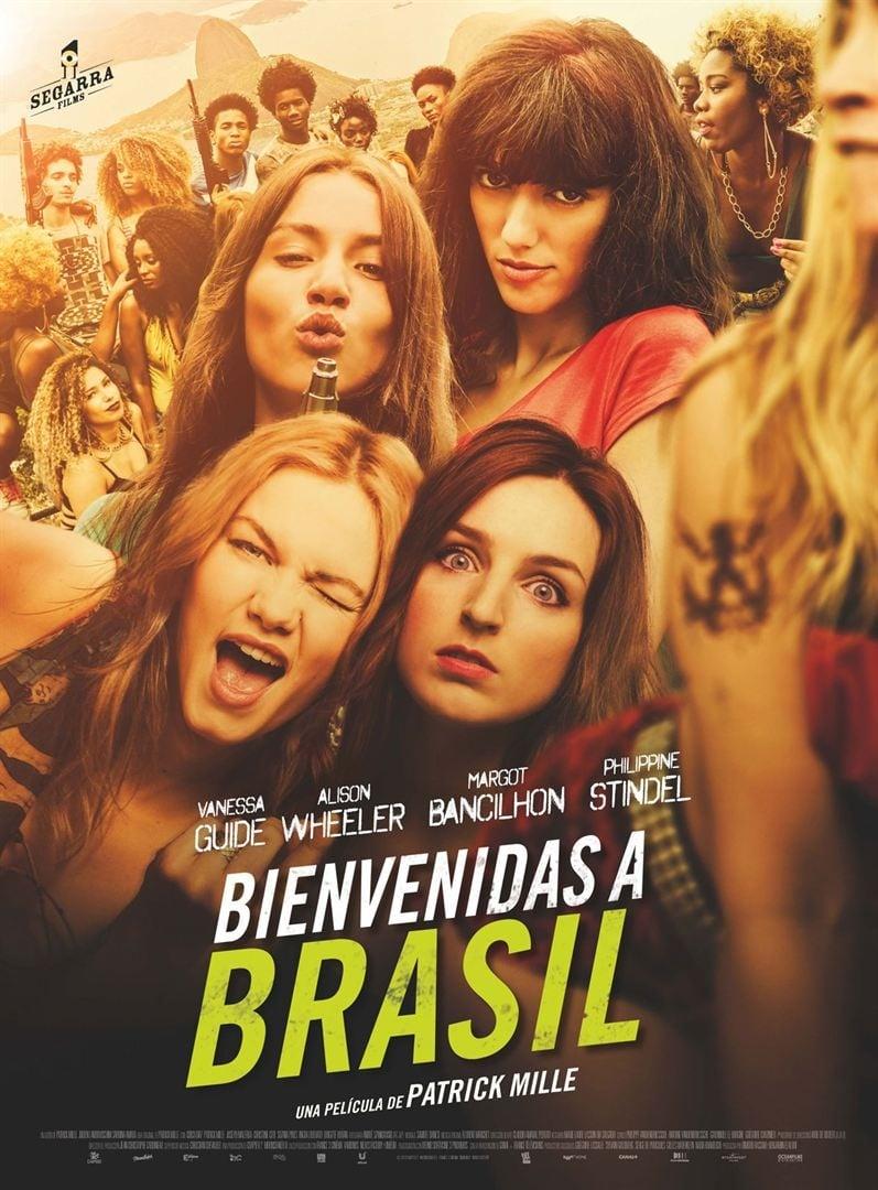 Póster Bienvenidas a Brasil