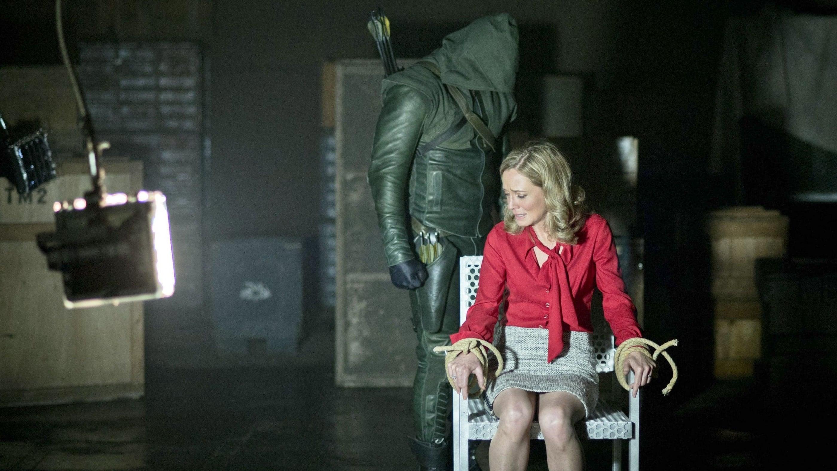 Arrow Season 1 :Episode 22  Darkness on the Edge of Town