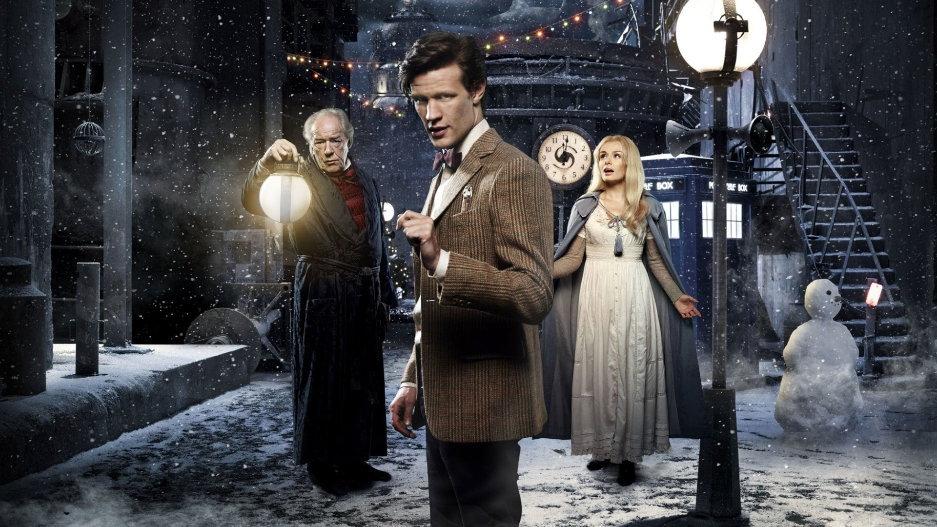 Doctor Who - Season 0 Episode 34 : A Christmas Carol